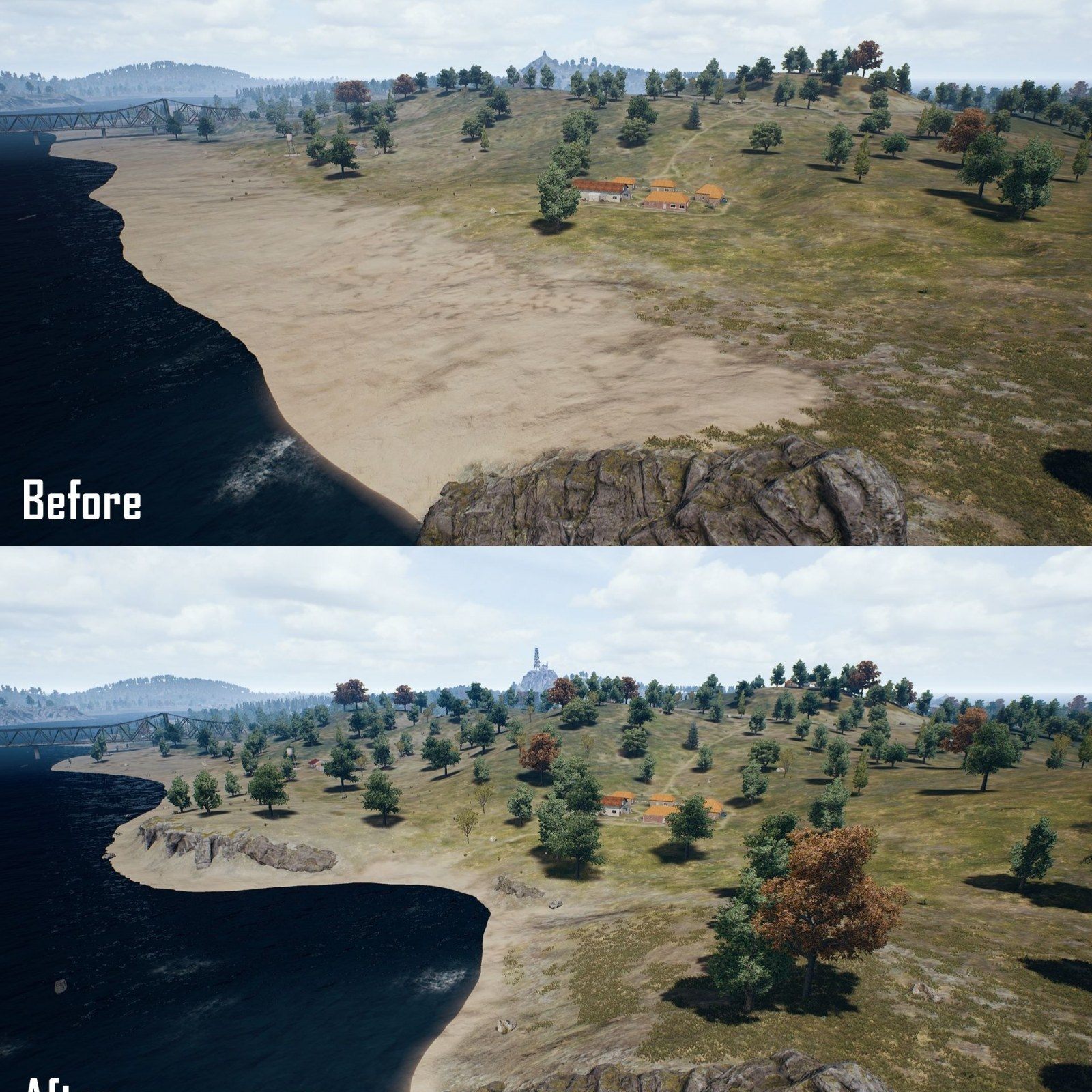 pubg colorblind mode green blood