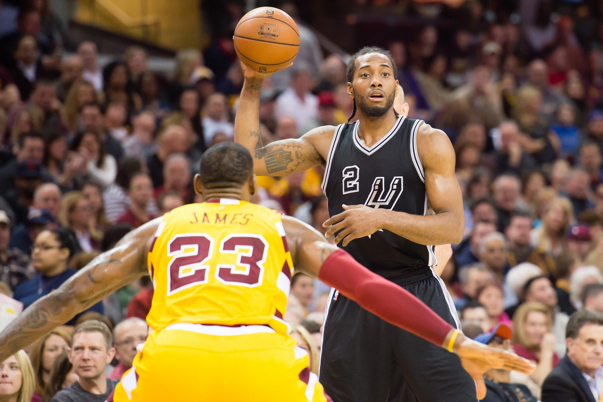 cecfa3e31b83 LeBron Reveals the Reason Why the Lakers Did Not Trade for Kawhi Leonard