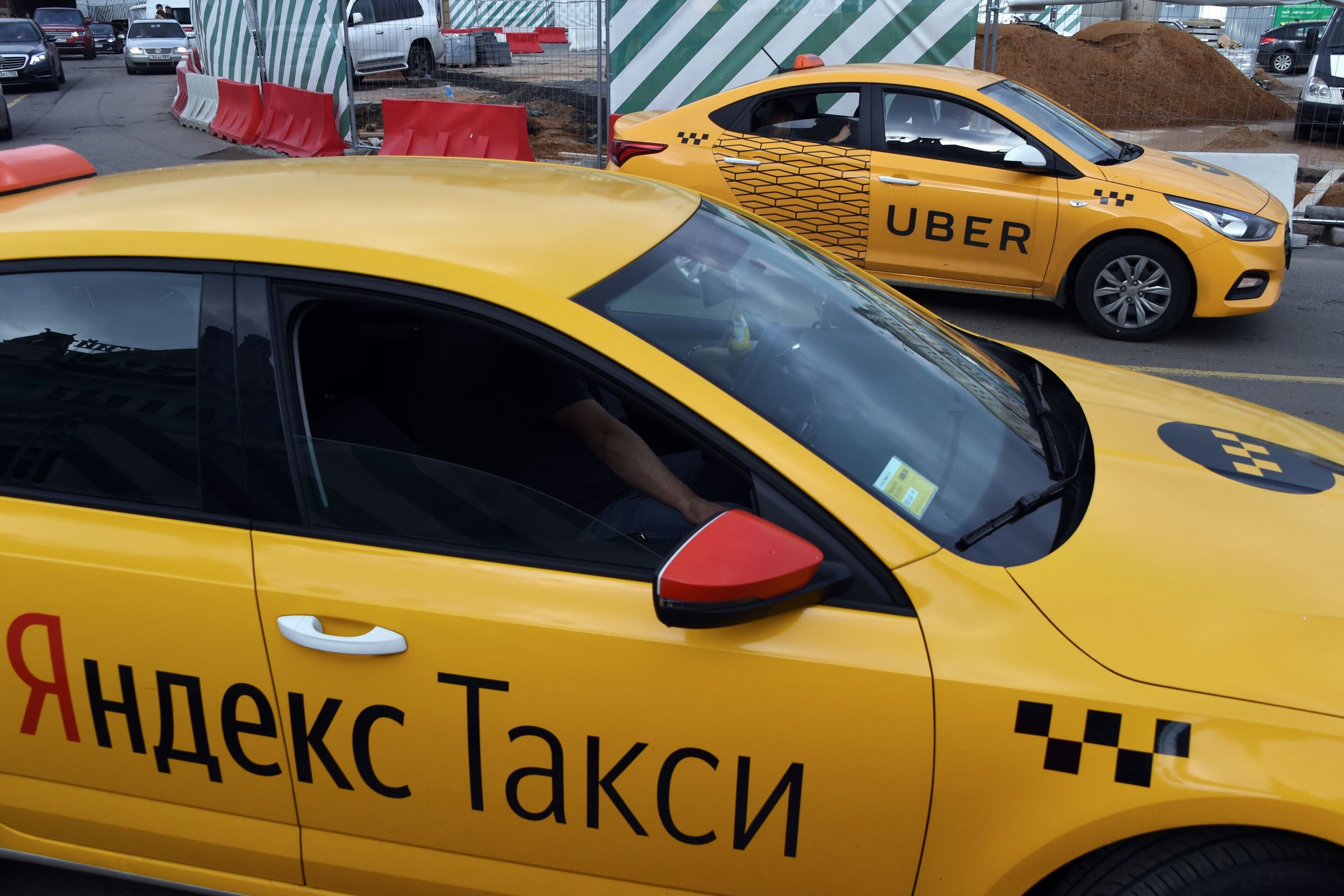 NATO Member State Fears Russia's New Taxi App May Snoop on Users