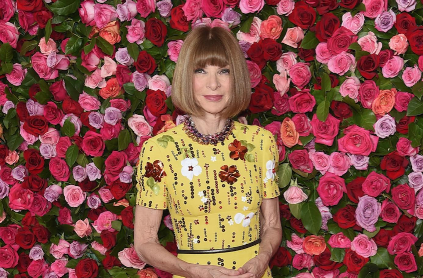 Anna Wintour at Vogue 'Indefinitely'