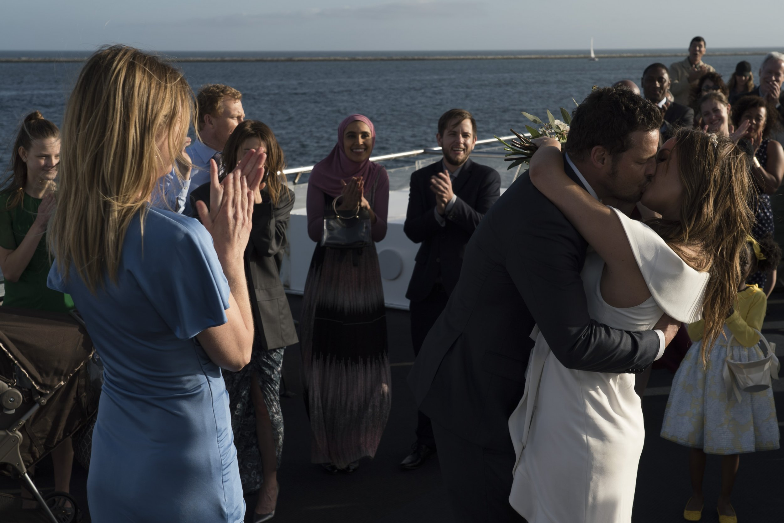Grey's Anatomy Season 14 Finale Jo Alex