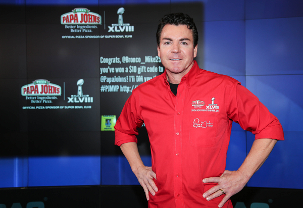 Papa John's Founder John Schnatter Wants His Face Back on Pizza Box