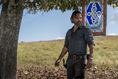 The Walking Dead Season 8 Finale Rick Grimes Andrew Lincoln
