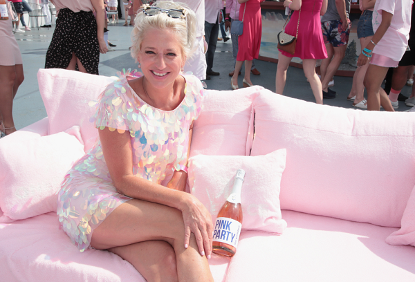 'RHONY' Star Dorinda Medley Denies Having a Drinking Problem