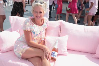 'RHONY' Star Dorinda Medley Denies Having a Drinking Problem