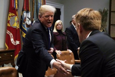 """Senators James Lankford says Trump hasn't """"been paying attention"""" to election security."""