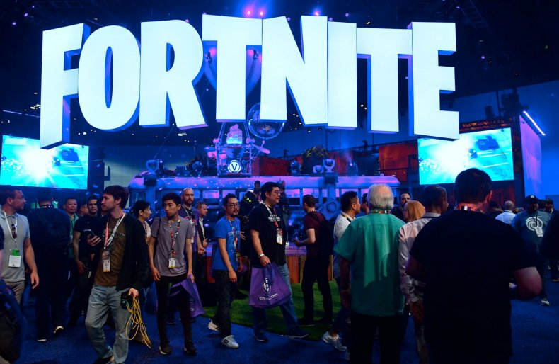Fortnite player sent mom's credit card, license to stranger