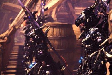 monster hunter world verion 5