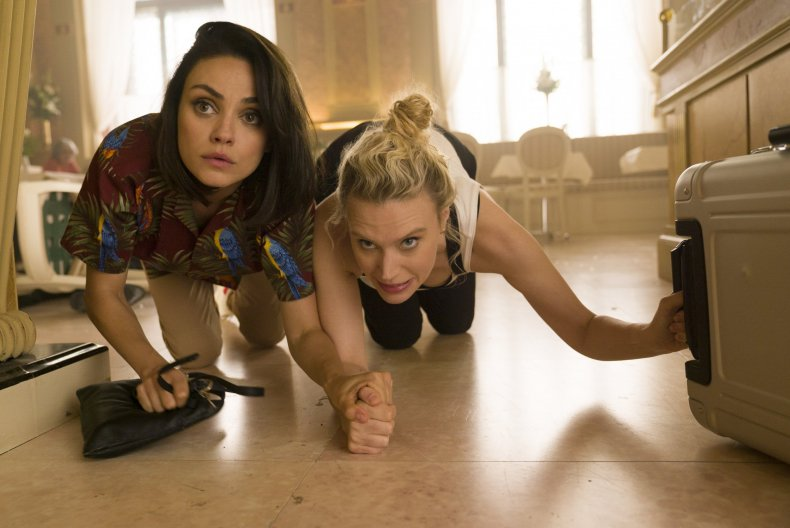 Mila Kunis and Kate McKinnon's 'The Spy Who Dumped Me'