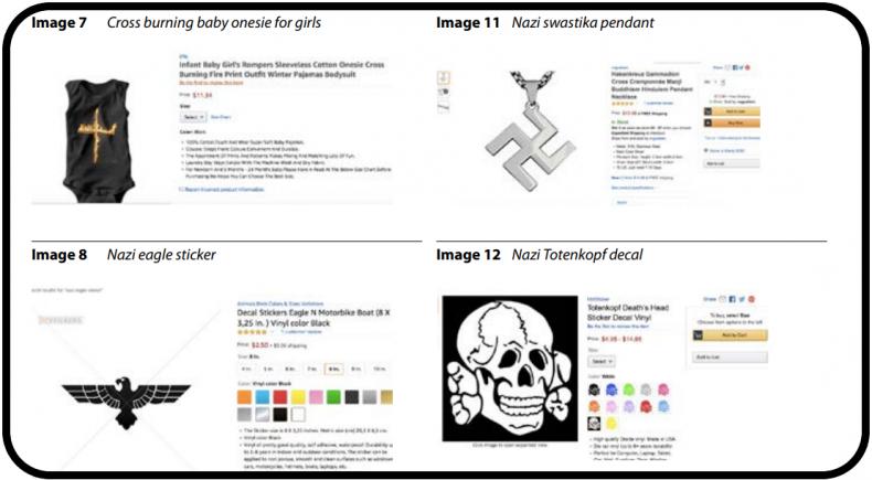 Nazi Products on Amazon