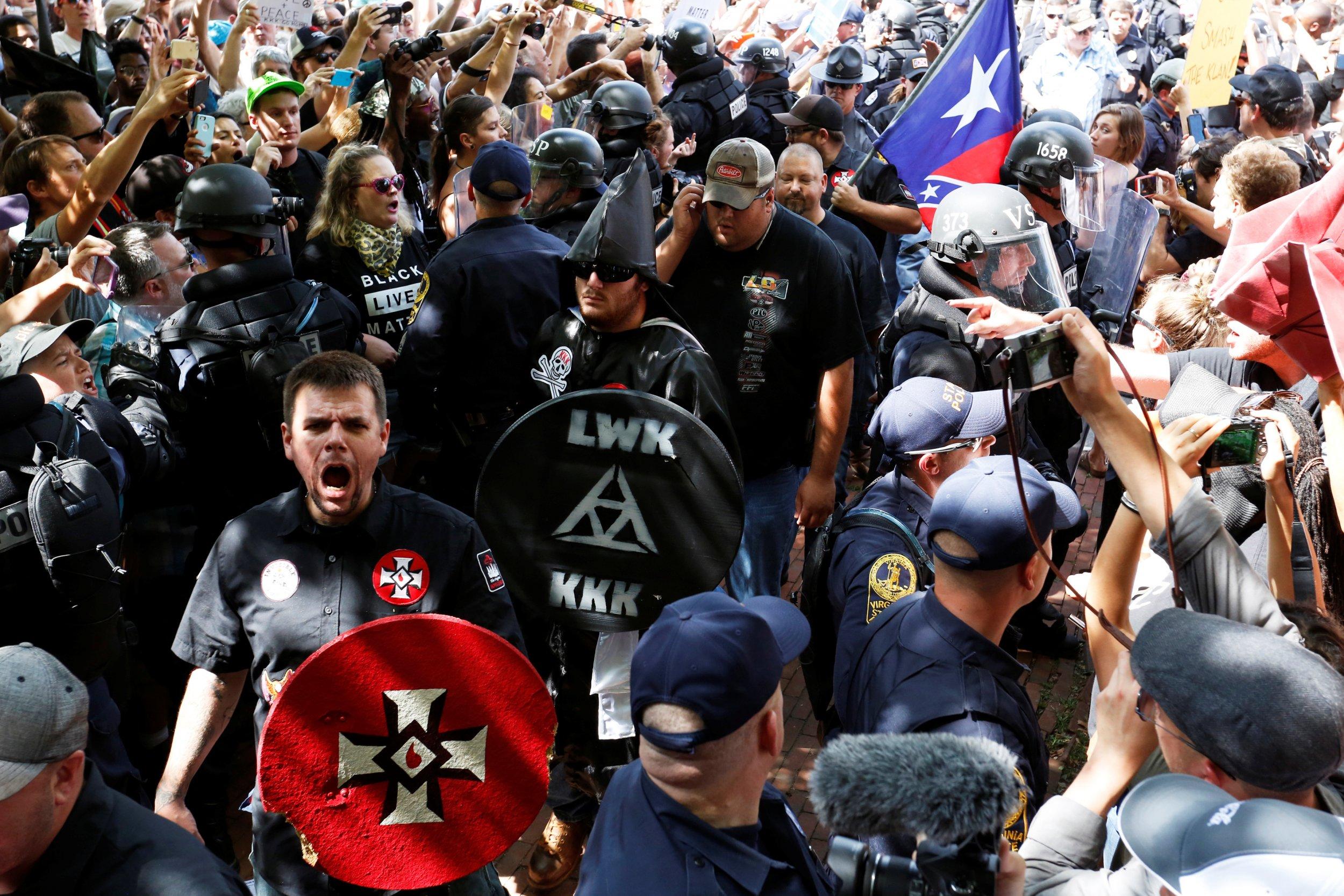 Charlottesville, VA riots