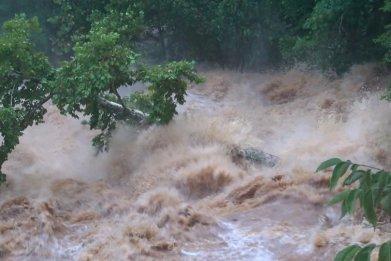 Lynchburg, Virginia, flooding, evacuations ordered