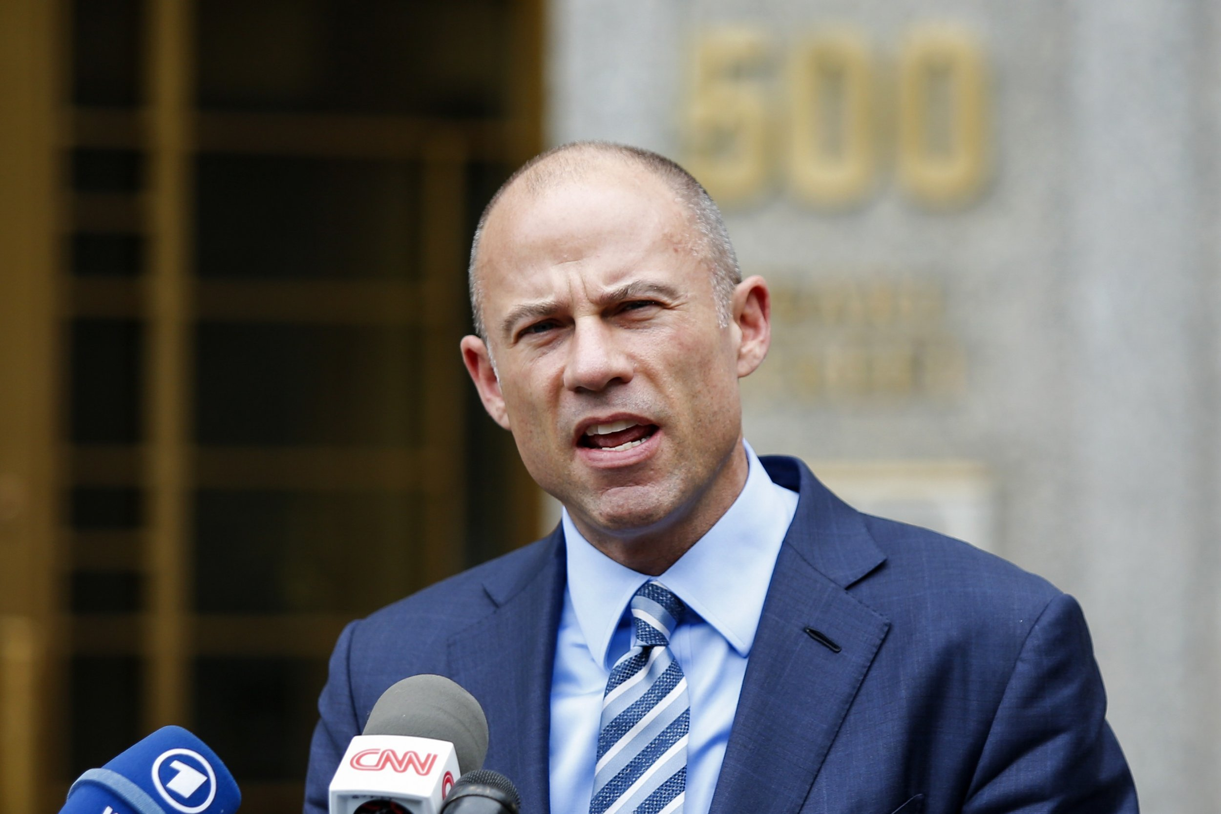 avenatti, sanders, trump, wrath, enemy