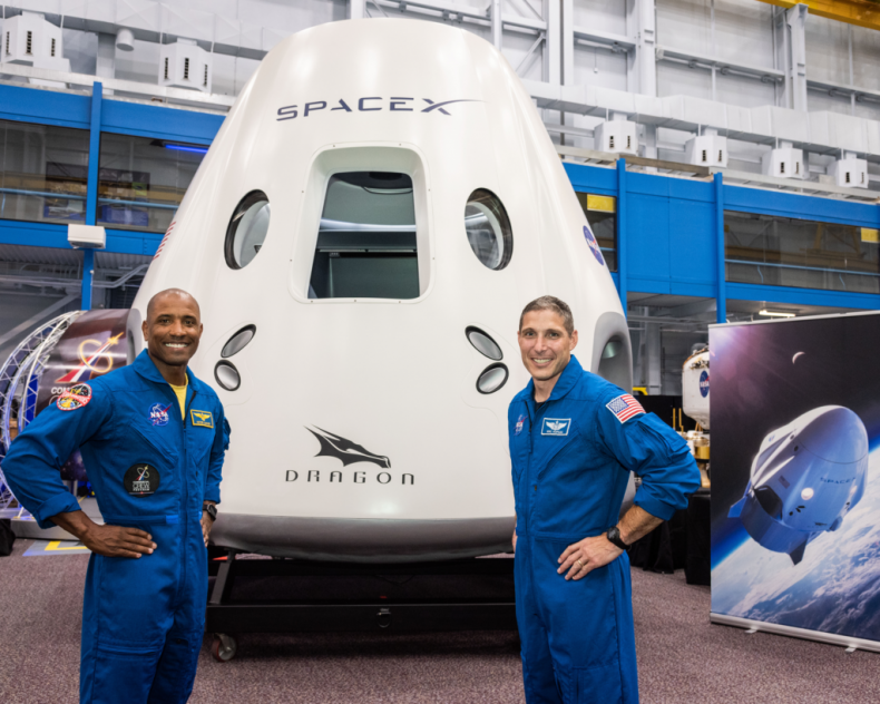 NASA announces astronauts for first launch in 7 years