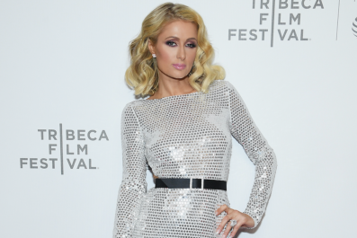 Paris Hilton Responds to Lindsay Lohan's Reality Show