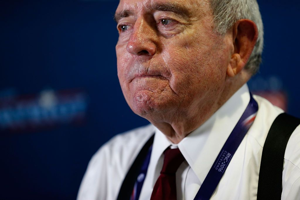 6d525cd780de Dan Rather Slams Trump s  Racist  and  Dangerous  LeBron James Insult   I  Repeat This is the PRESIDENT  !