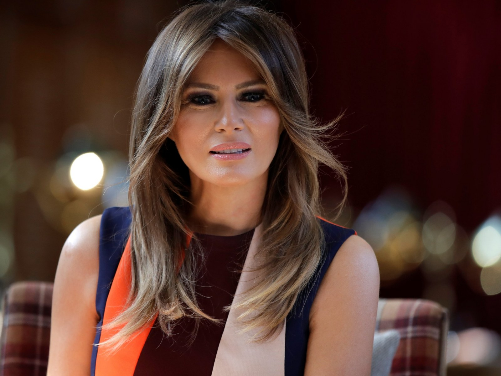Melania Trumps Policy Director Leaves White House After