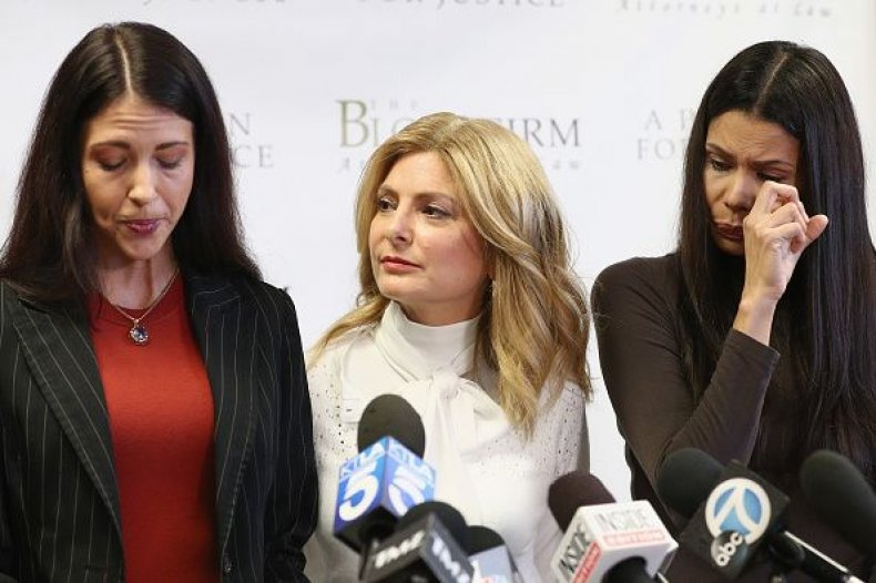 Steven Seagal's Alleged Victims