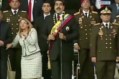 venezuela president nicolas maduro drone assassination attempt