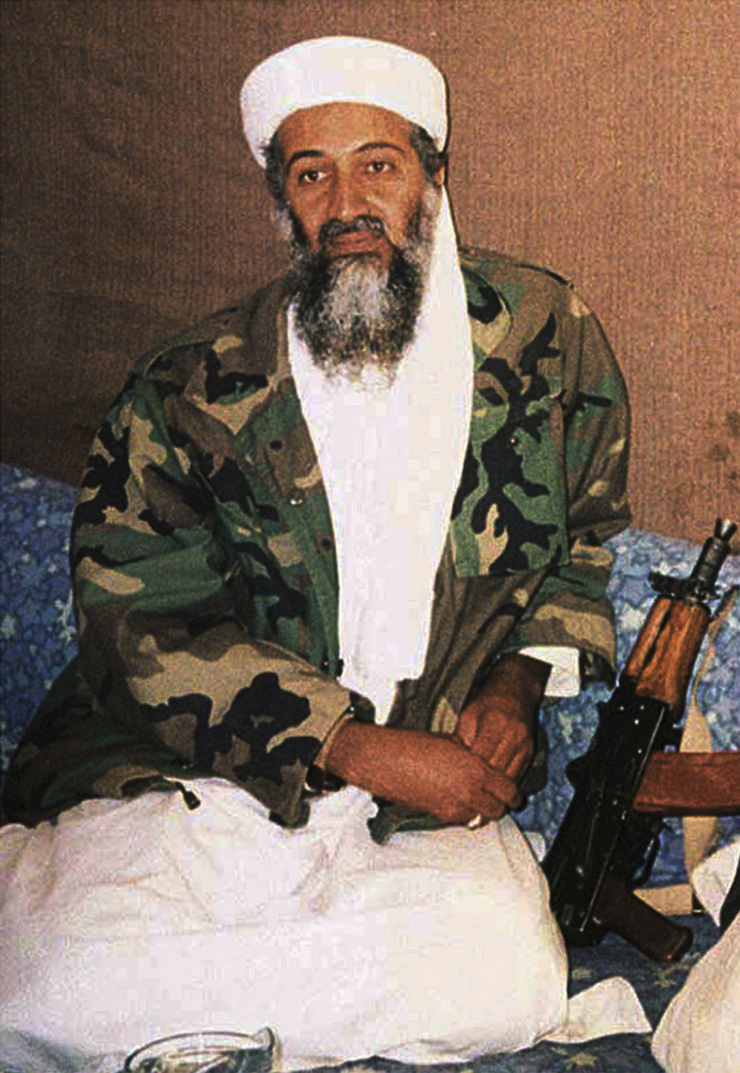 Bin Laden's Son Married Daughter of 9/11 Hijacker, Family Says