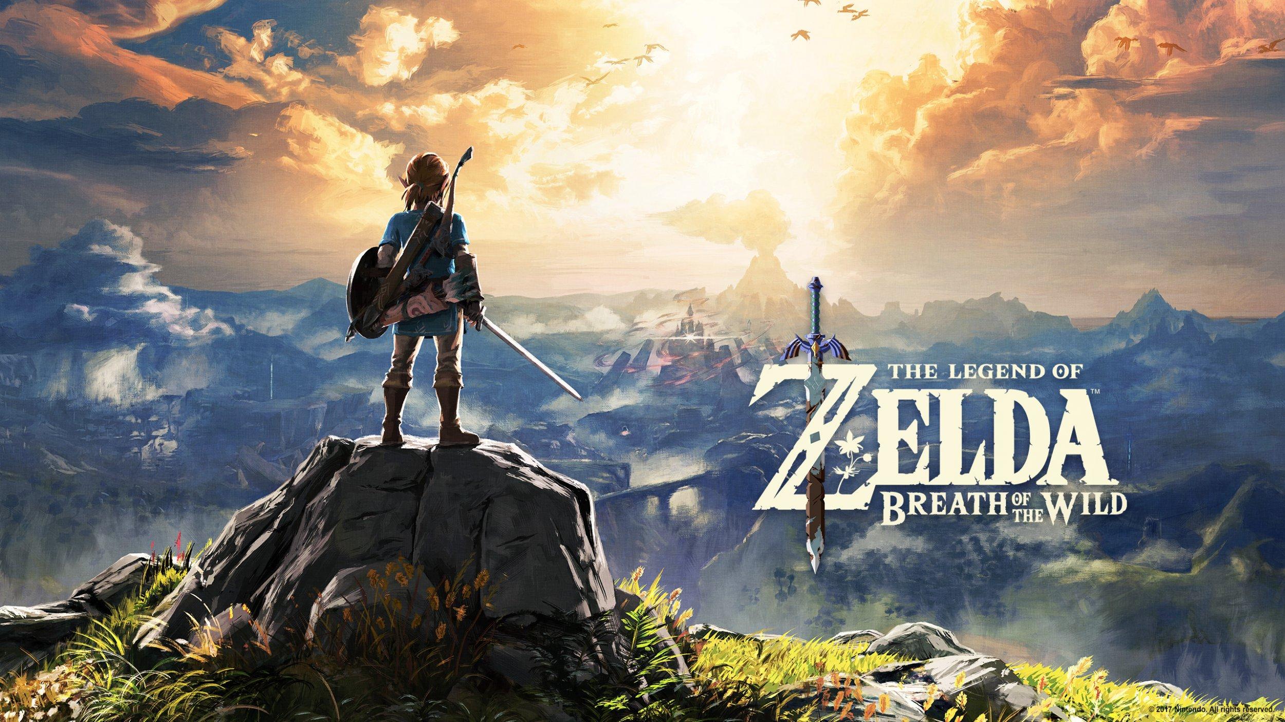 Zelda timeline update including botw breath of the wild 2018