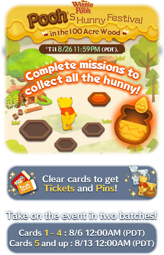 Tsum Tsum' Pooh Event Guide: Tips for Pink Heffalumps