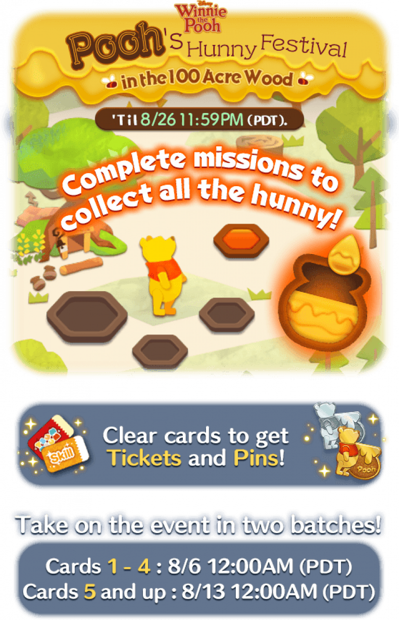 poohs hunny festival disney, Tsum, tsum, august, pooh, event, tips, heffalumps, pink, best, happiness, mickey, friends, burst, black, nose