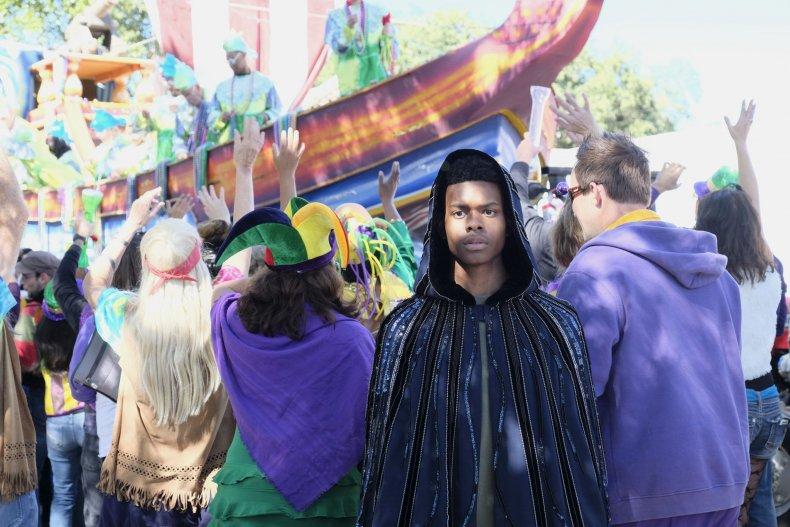 tyrone costume season 2 cloak