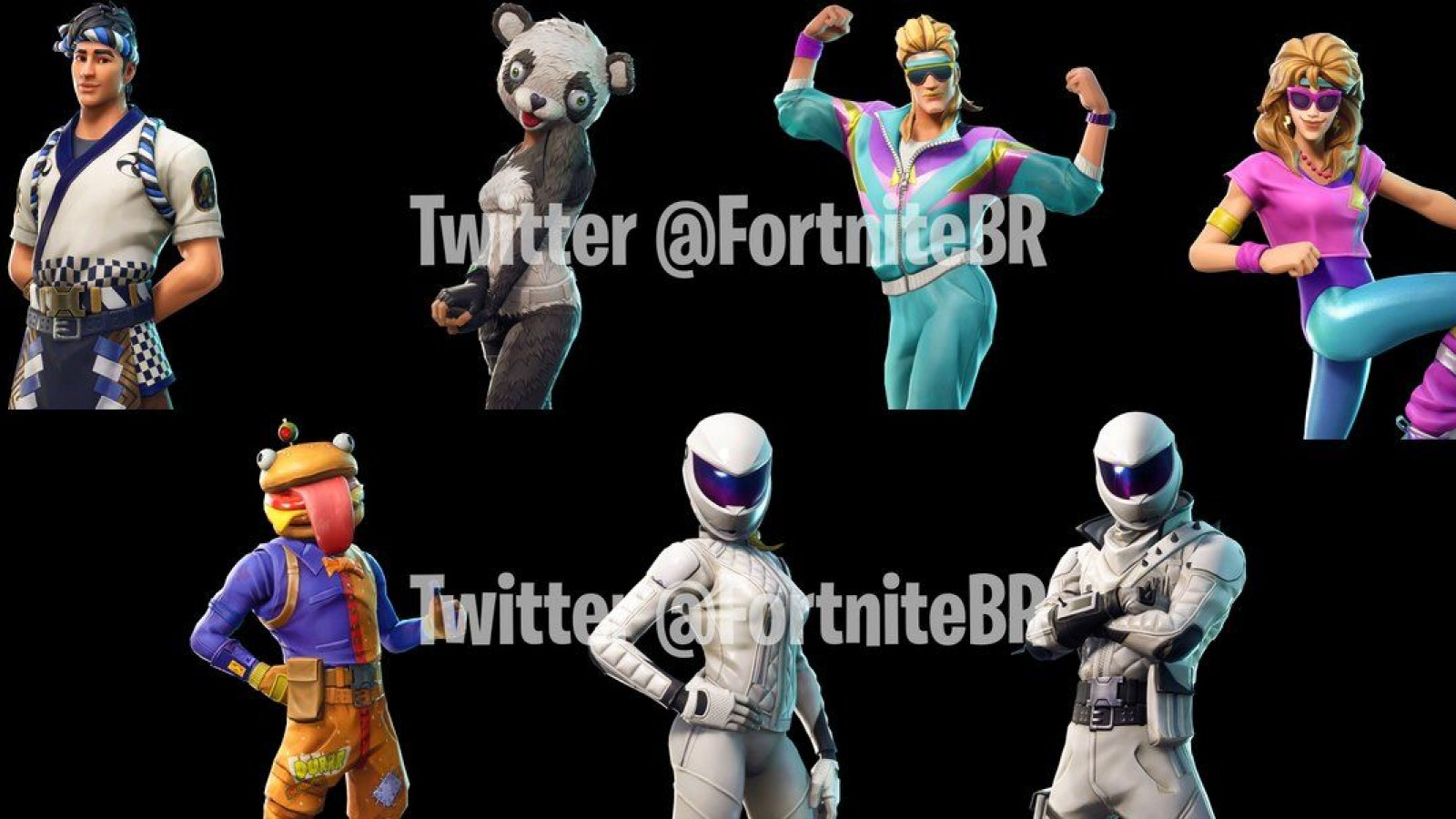 Fortnite 5 20 Leaked Skins And Weapons Break Barrel Shotgun Celestial Fuzzy Panda Bear And More Update A free multiplayer game where you compete in battle royale, collaborate to create your private. fortnite 5 20 leaked skins and weapons