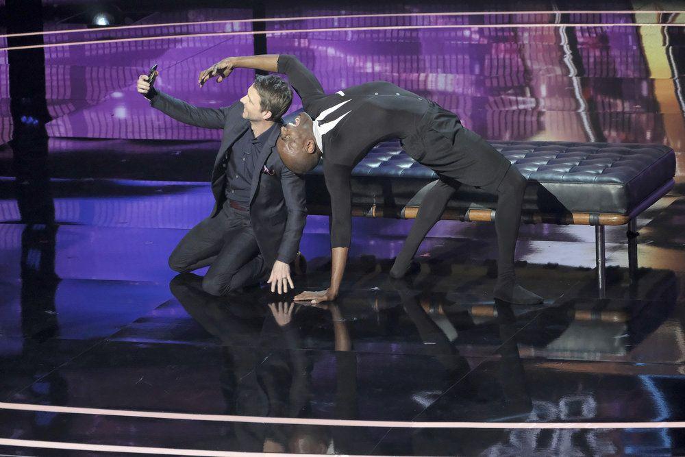 America's Got Talent Troy James Chris Hardwick