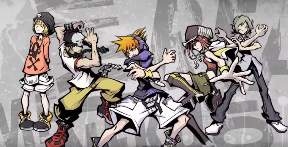 the world ends with you final remix characters release date