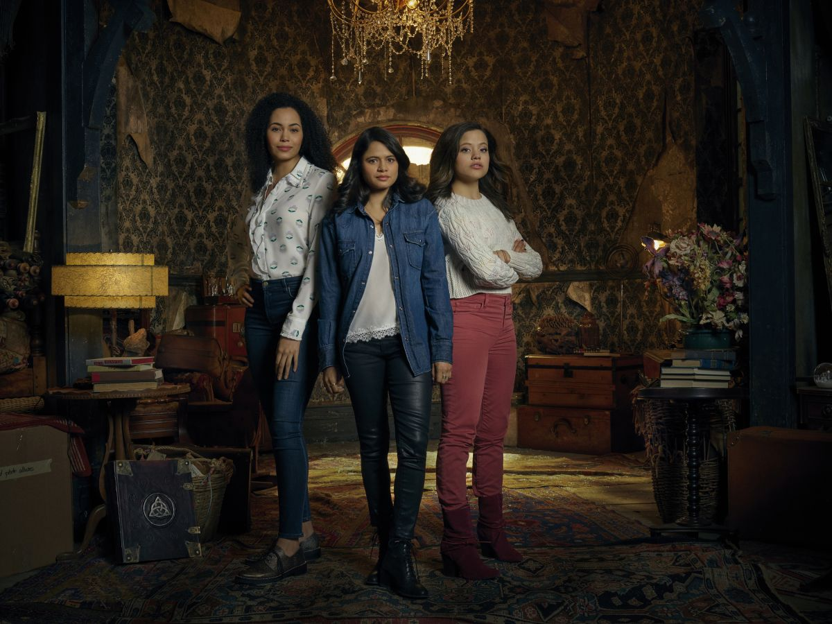 Charmed Reboot Cast