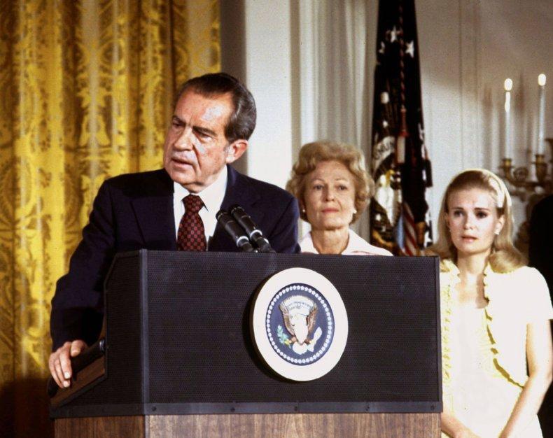 Richard Nixon Resignation