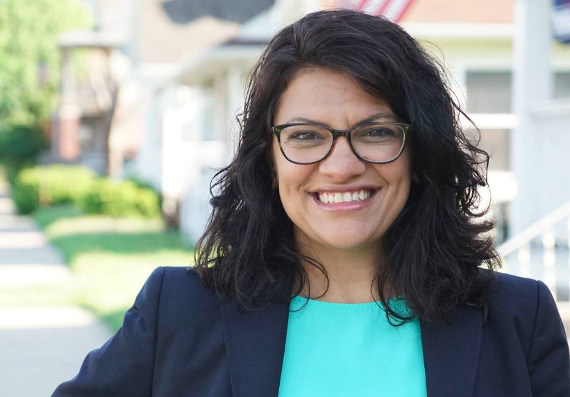 Image result for WHO IS RASHIDA TLAIB? DETROIT NATIVE SET TO BECOME FIRST MUSLIM WOMAN ELECTED TO CONGRESS