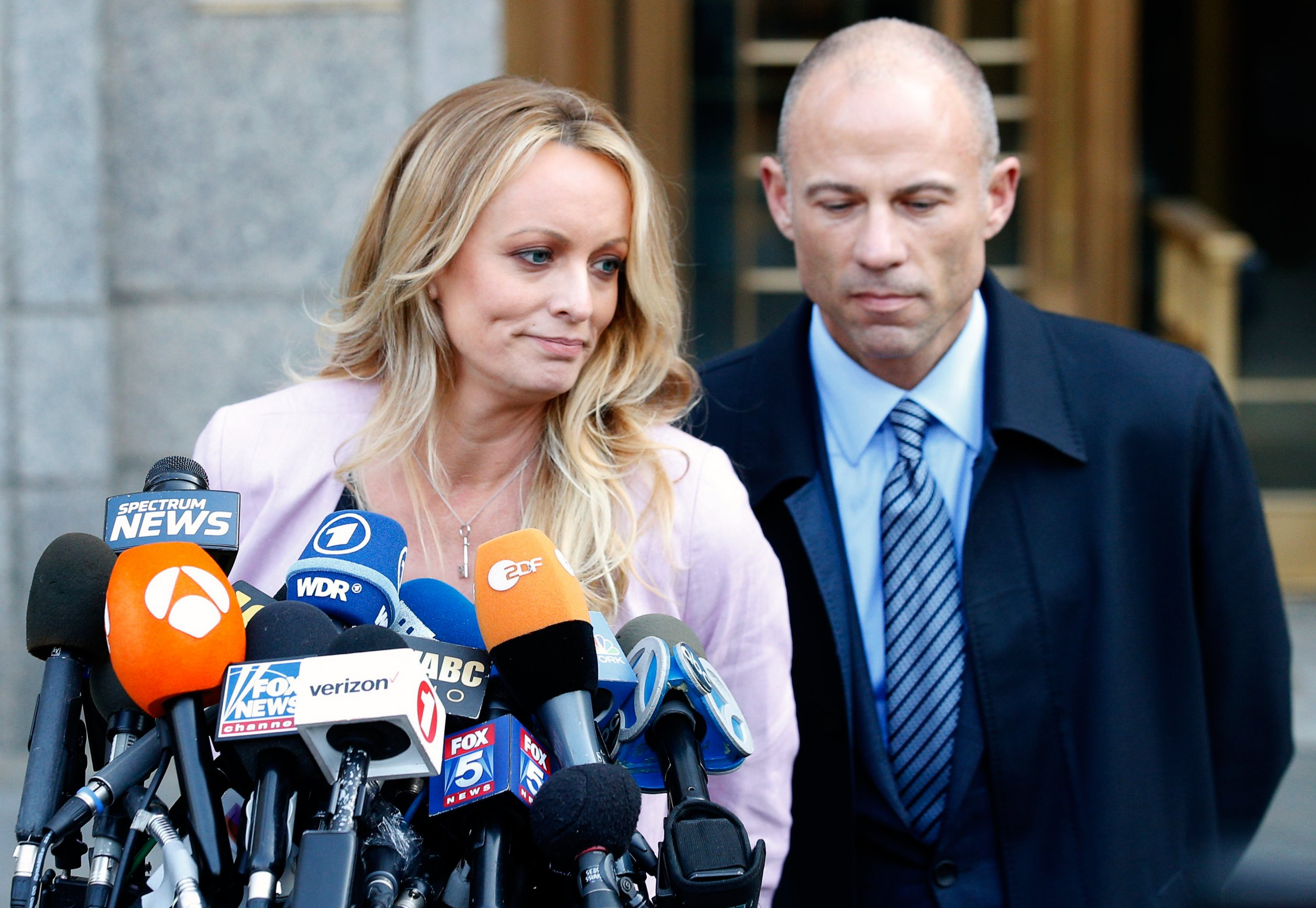 Michael Avenatti stole a line from Bill Clinton when he was asked if he slept with Stormy Daniels