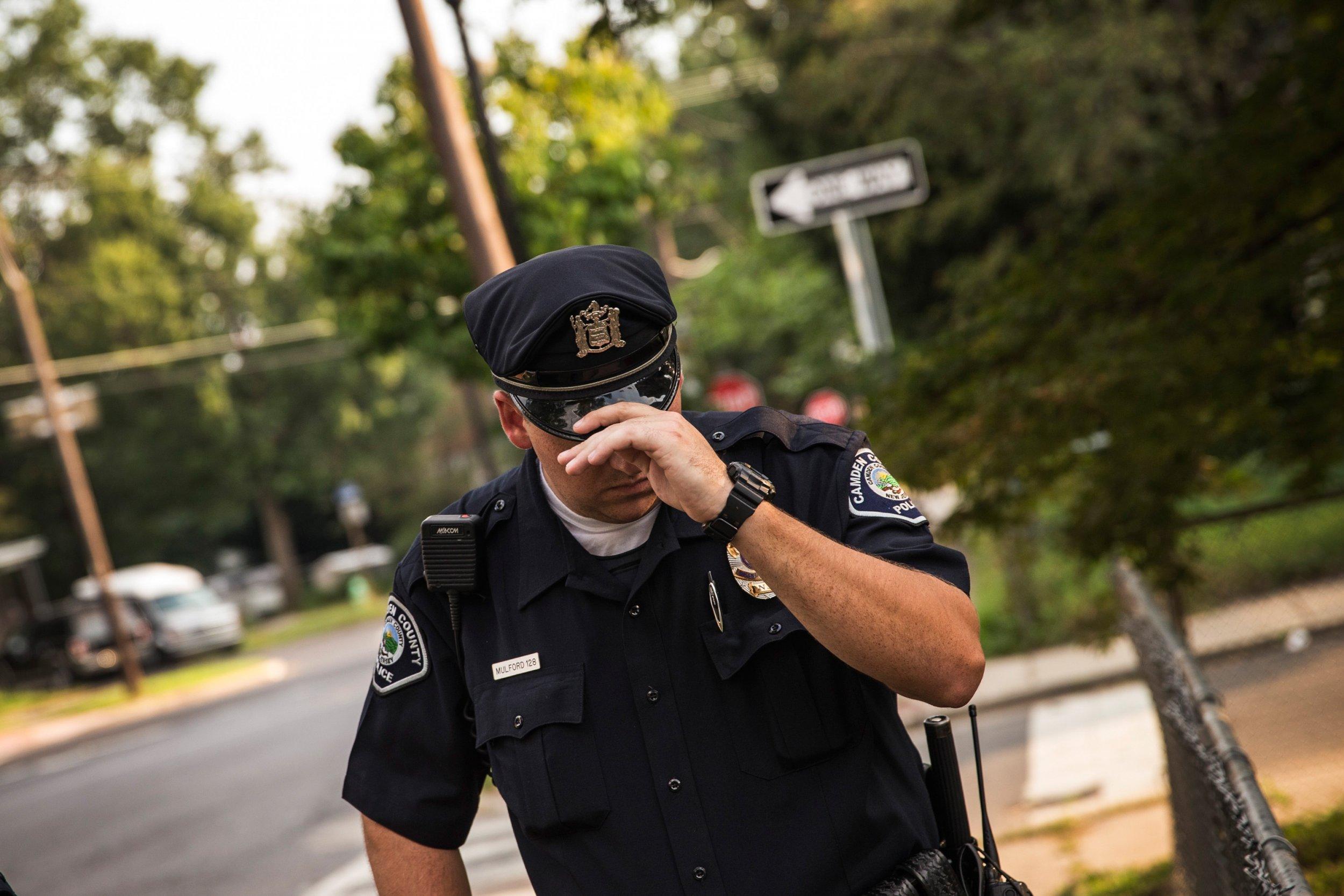 Ambush Camden Police Shooting: Chief Credits 'Grace of God' After