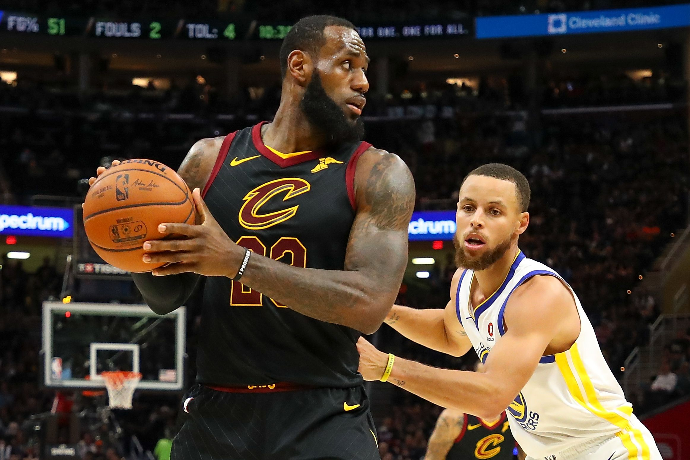 NBA Christmas Schedule 2018: LeBron to Face the Warriors, Celtics Host 76ers