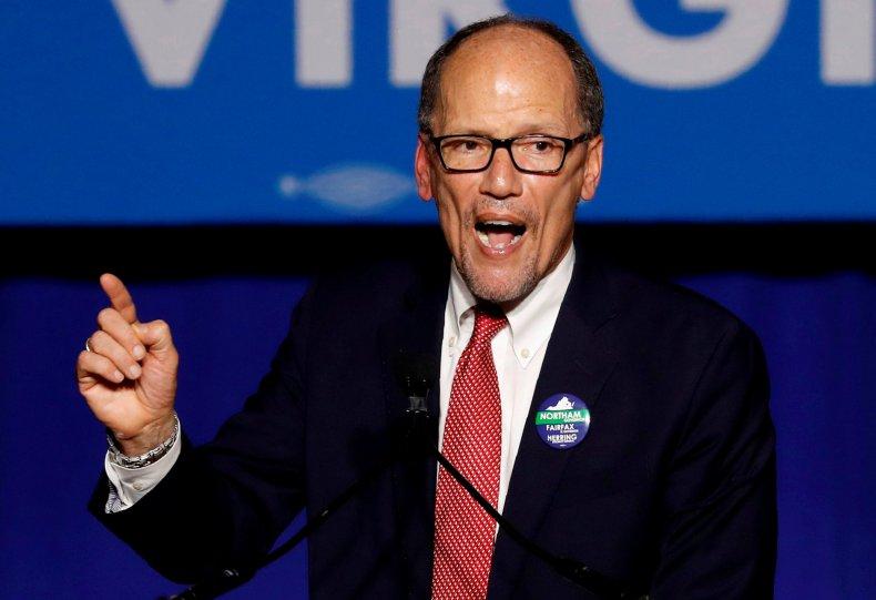 ohio special election, Tom Perez, Trump