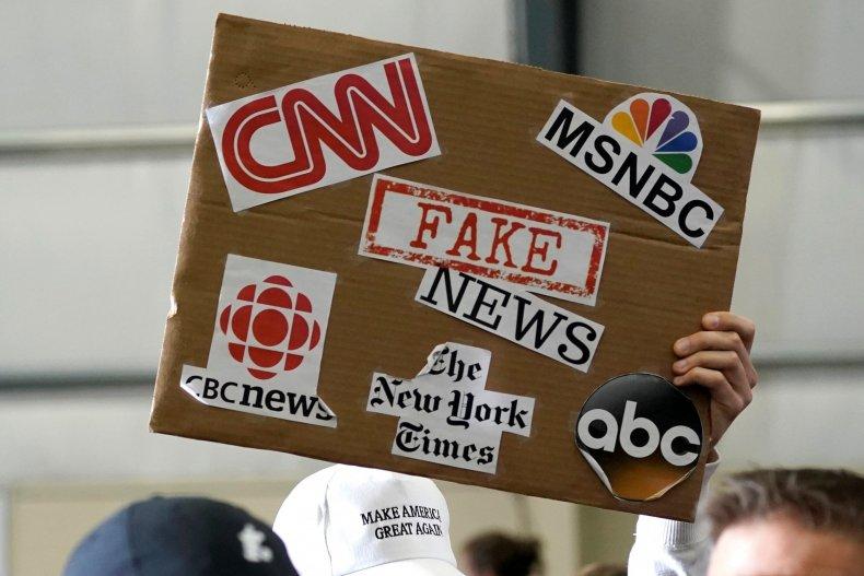 FakeNews Sign