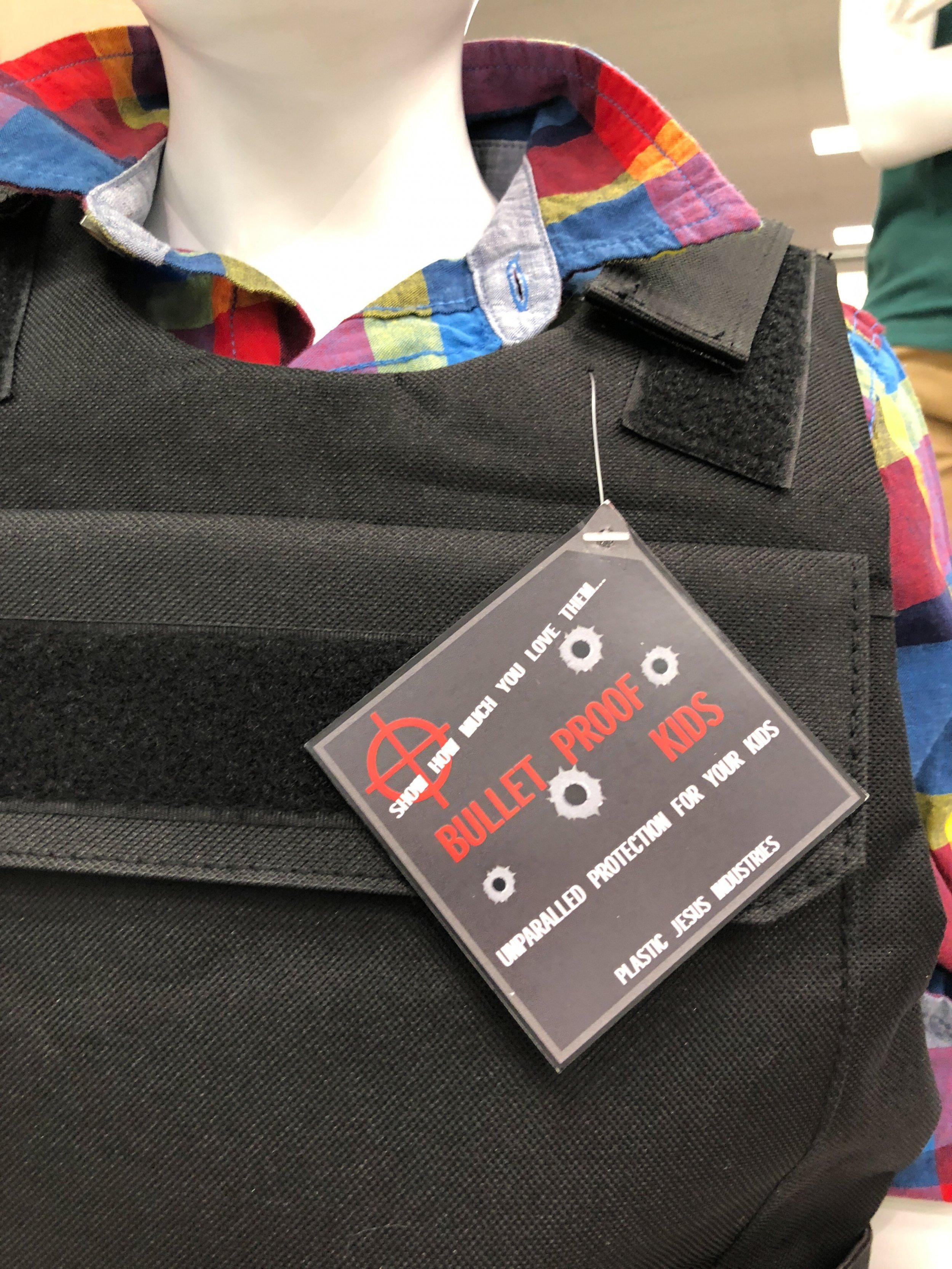 NS Bullet proof vests-6