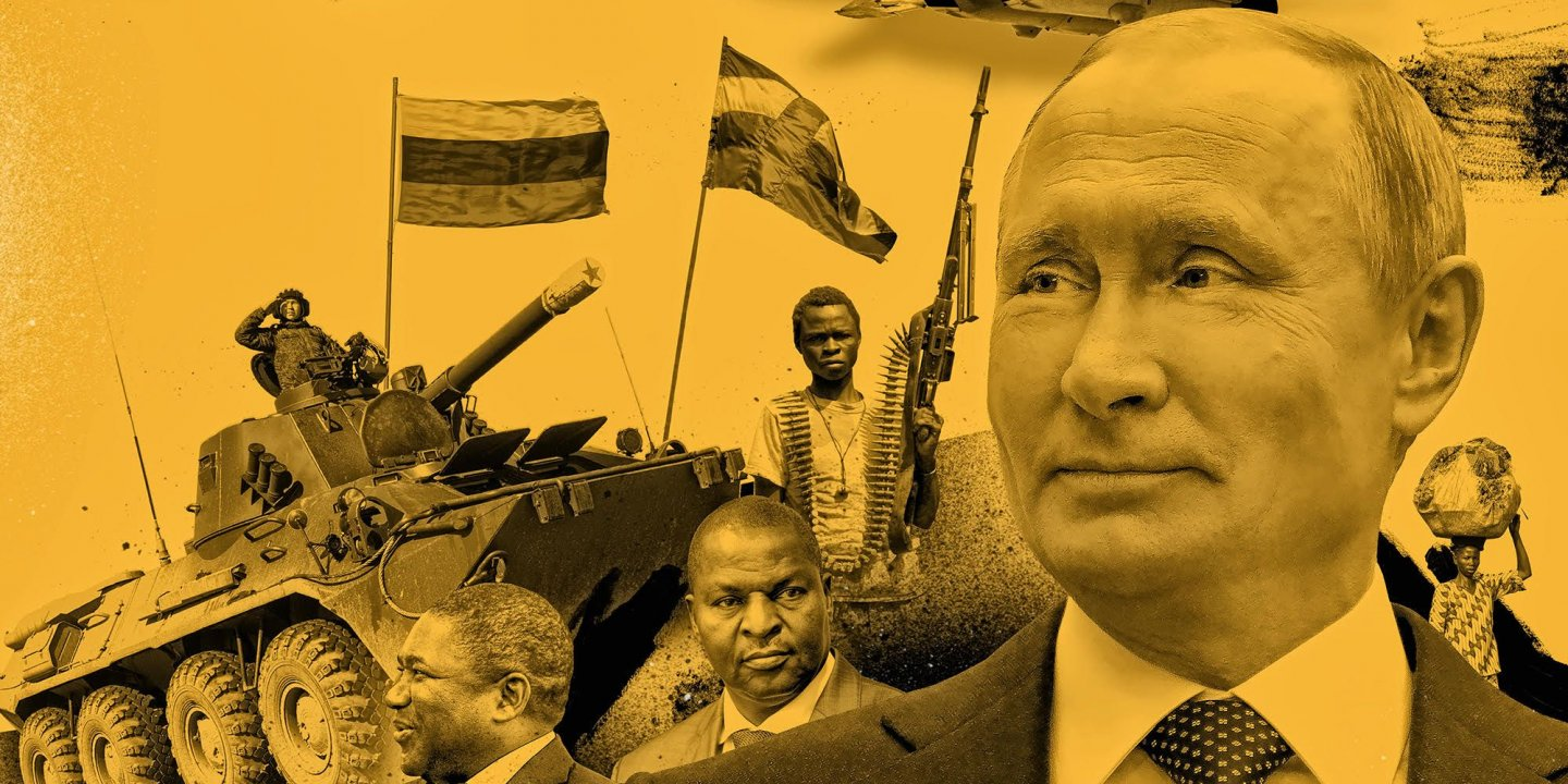 Russia Making Moves in 'Battle for Africa'