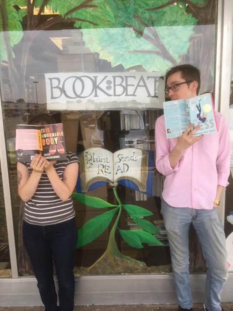 The Book Beat