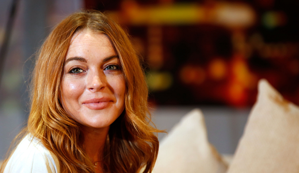 Lindsay Lohan Calls Women in #MeToo Movement 'Attention-Seekers' and 'Weak'
