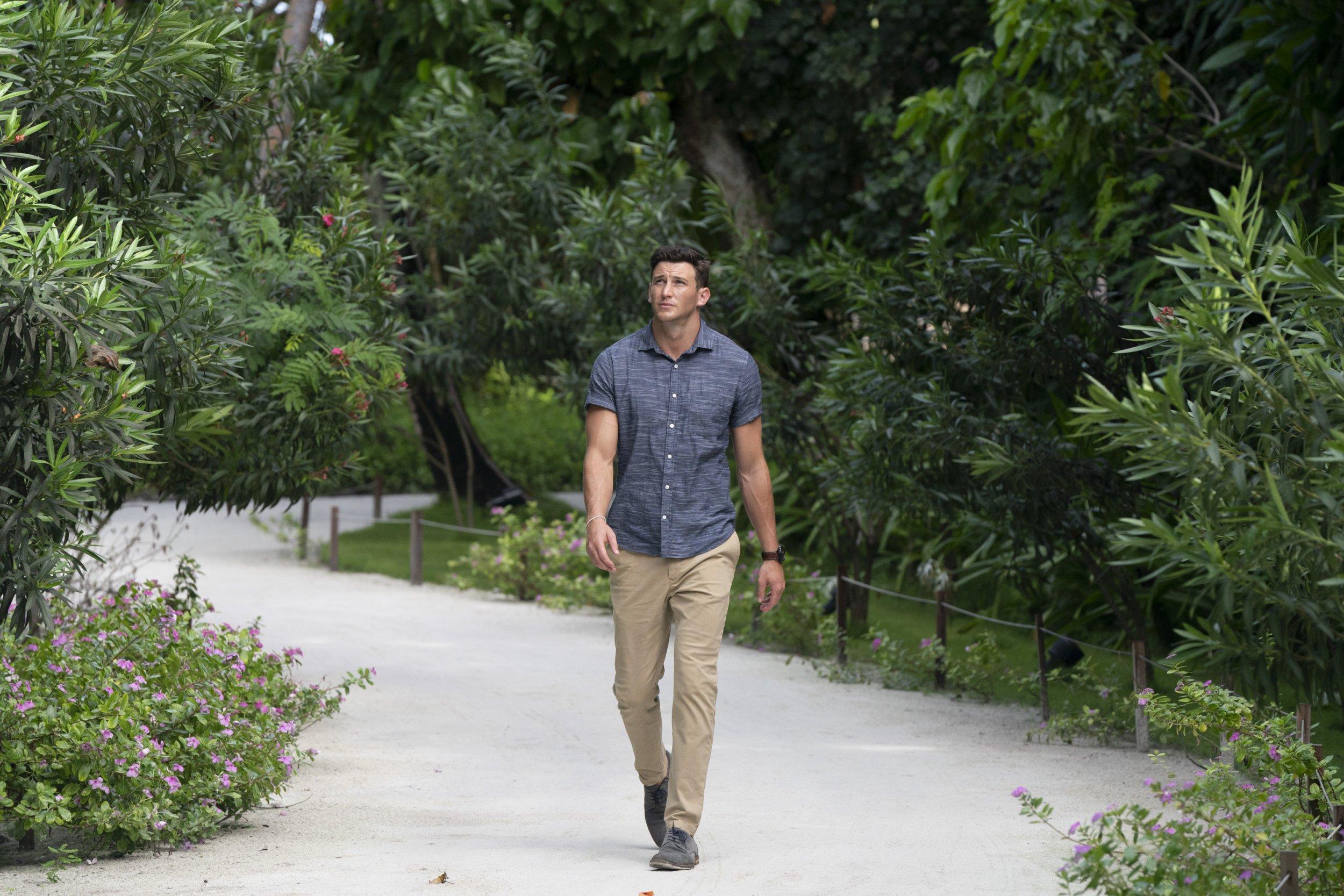 Blake Horstmann Addresses Garrett Yrigoyen's Instagram Scandal