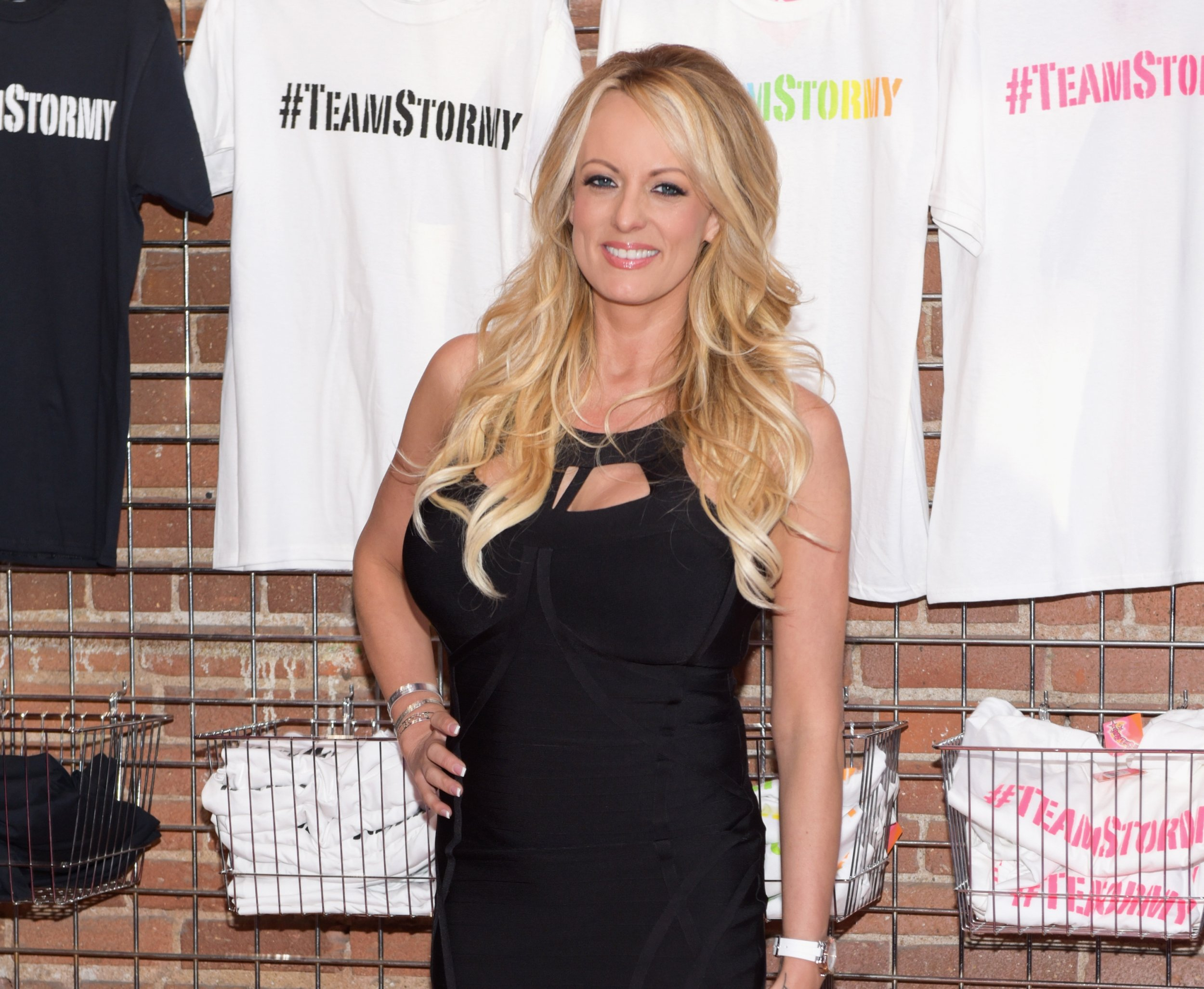 Americans believe Stormy Daniels more than Donald Trump, poll shows