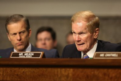 Florida Senator Bill Nelson
