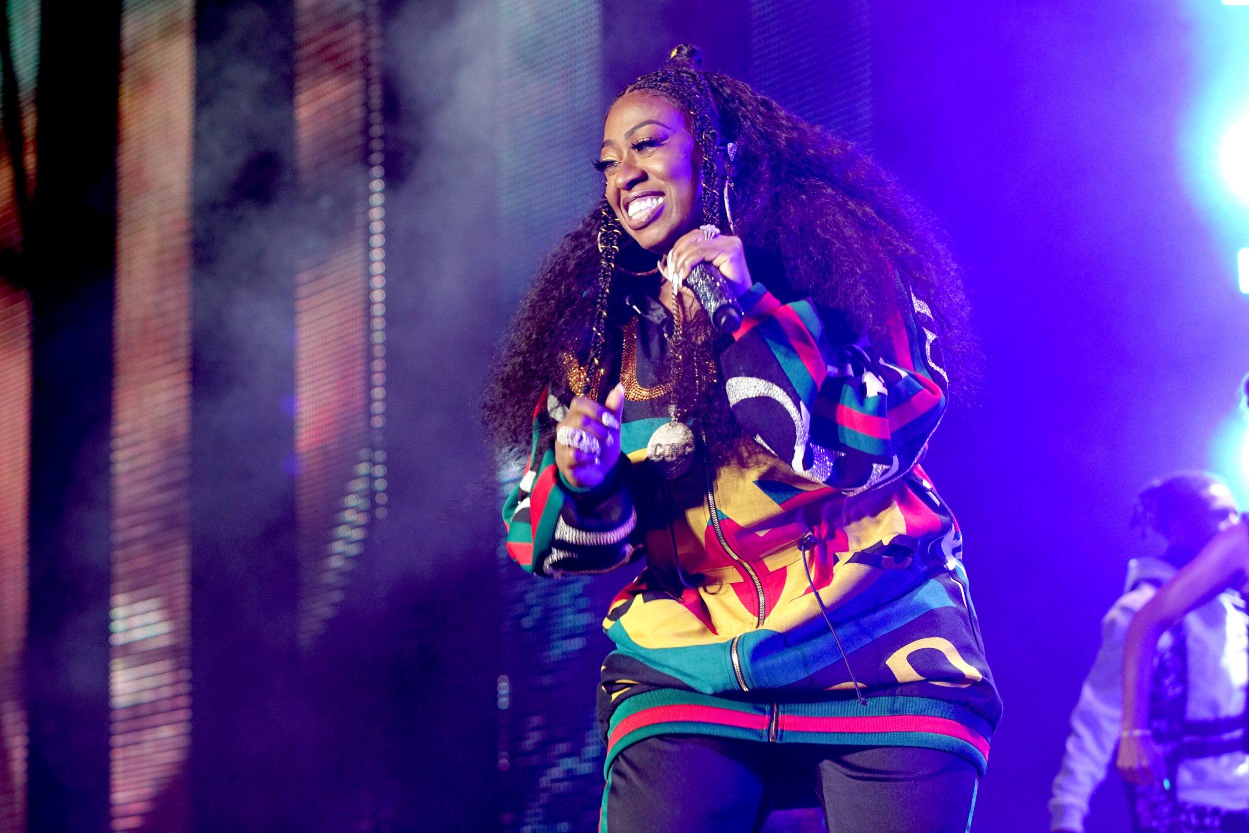 Missy Elliott Impressed By Fan's 'Work It' Cover