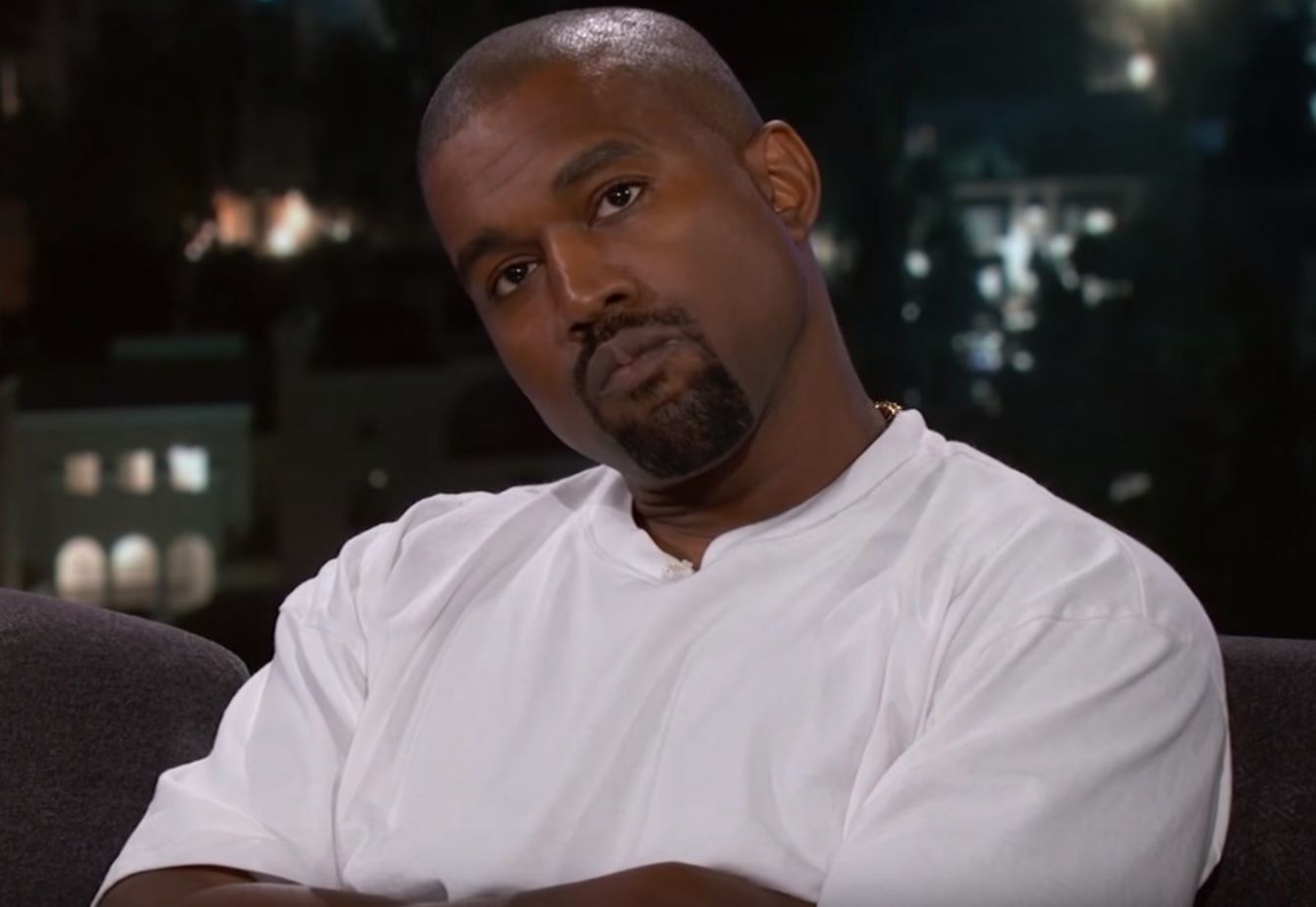 Video: Kanye West's Awkward Pause When Jimmy Kimmel Asks ...