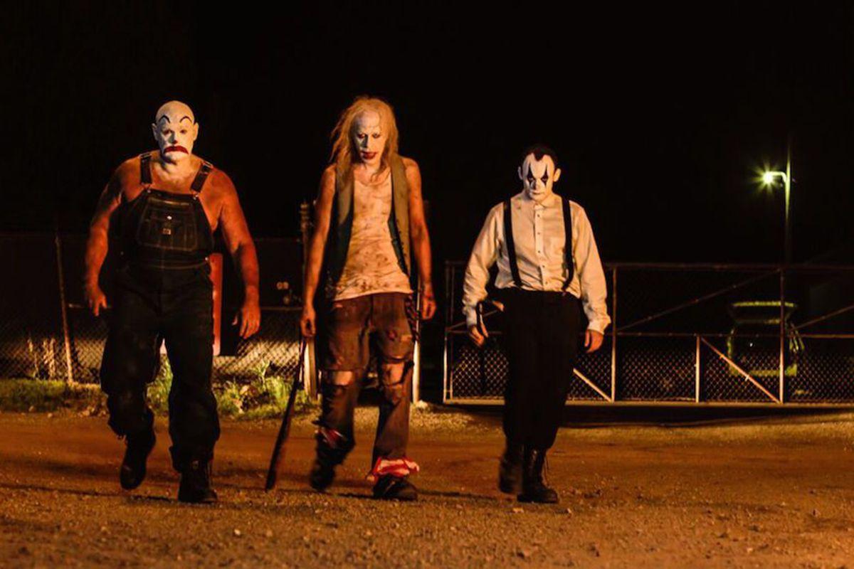 4 clowntown