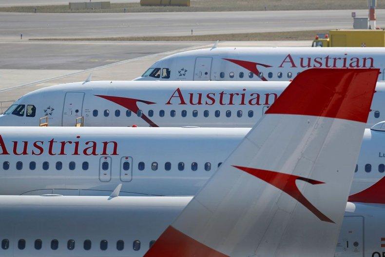 36 Austrian Airlines